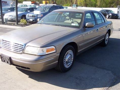 auto air conditioning repair 2001 ford crown victoria spare parts catalogs purchase used 2001 ford crown victoria police interceptor sedan 4 door 4 6l in new windsor new