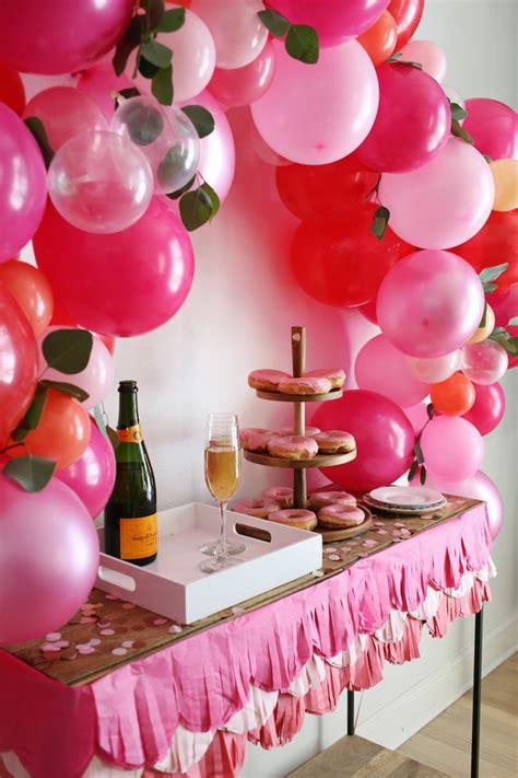 decoracion casera para fiestas 1001 ideas sobre decoraci 243 n con globos para fiestas y