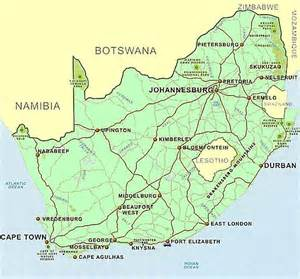 Outline Map Of South Africa With Major Cities by I Am South With Personal Stories Forums And Chat