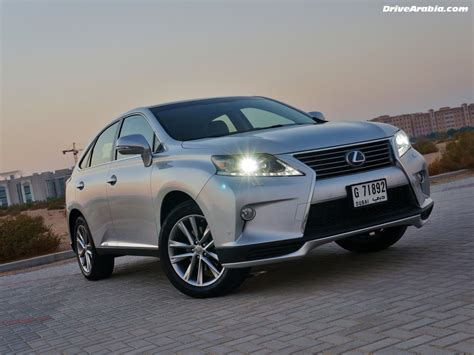 Lexus 450h 2013 by 2013 Lexus Rx 450h Photos Informations Articles