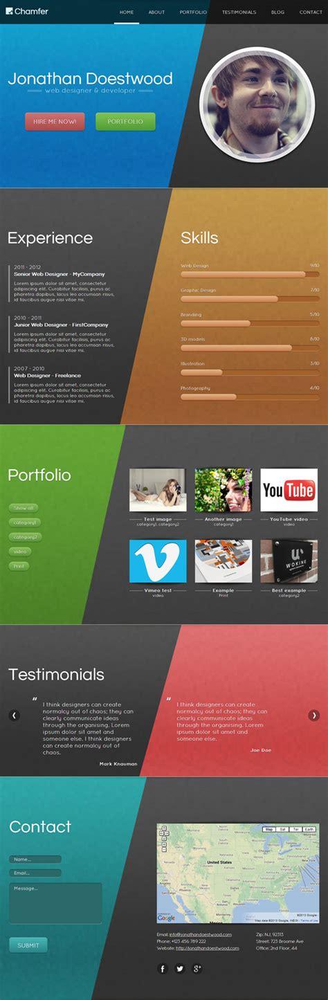 45 best premium wordpress portfolio themes updated for
