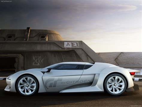 citroen concept cars pictures information citroen gt