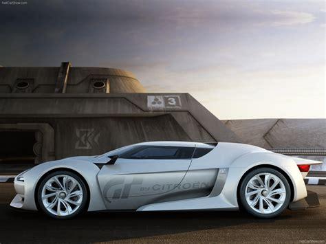 citroen concept cars cars pictures information citroen gt