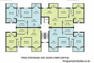 Apartment Blueprints by Apartment Block Floor Plans House Plans Latest 1553