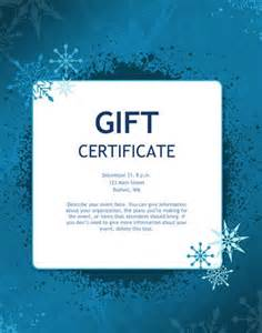 gift card templates for pages gift certificate template mac pages