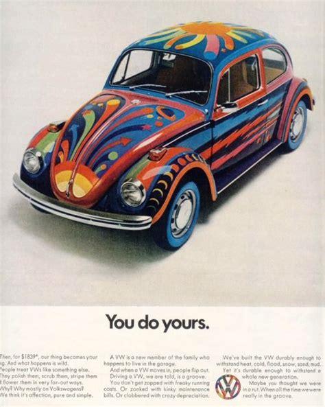 volkswagen ddb ddb ad for vw beetle 1970 vintage marketing