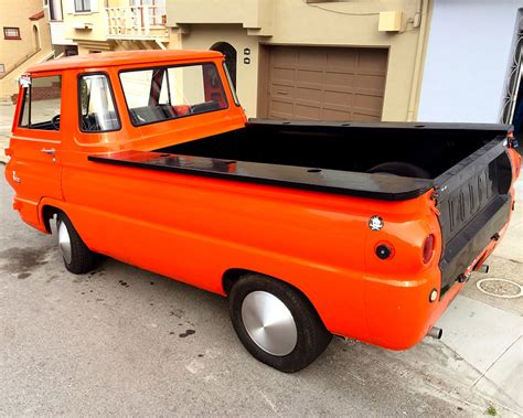 truck van 1968 dodge a100 van truck classic dodge other pickups