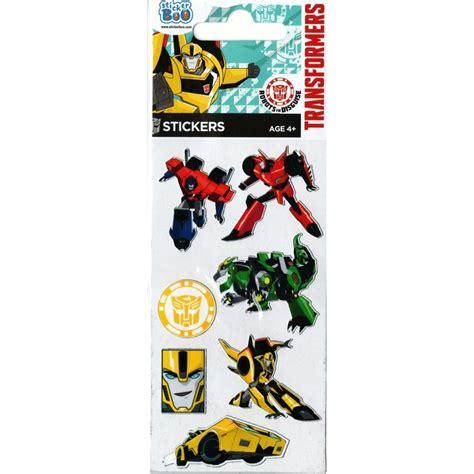 Sticker Stiker Transformer 3 3pc transformers sticker sheets set of transformers
