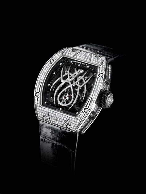 Richard Mile 006 why are richard mille watches so expensive