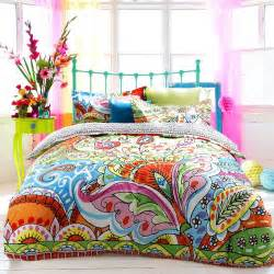 unique bedding colorful bedding for ethnic barcelona home