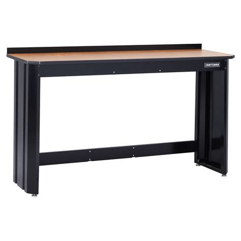 craftsman work benches craftsman black workbench work tough with sears