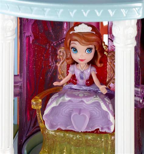 princess sofia doll house disney sofia the first royal prep academy princess doll house toy play set new ebay