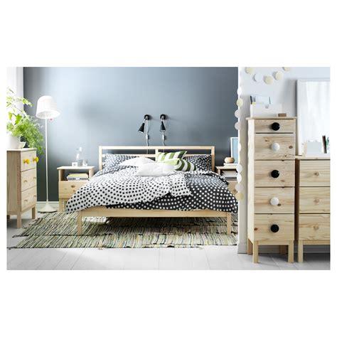 ikea tarva bed tarva bed frame pine lur 246 y standard double ikea