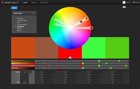 adobe color wheel should i be using adobe color a guide to adobe