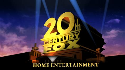 20th century fox home entertainment logo remake www