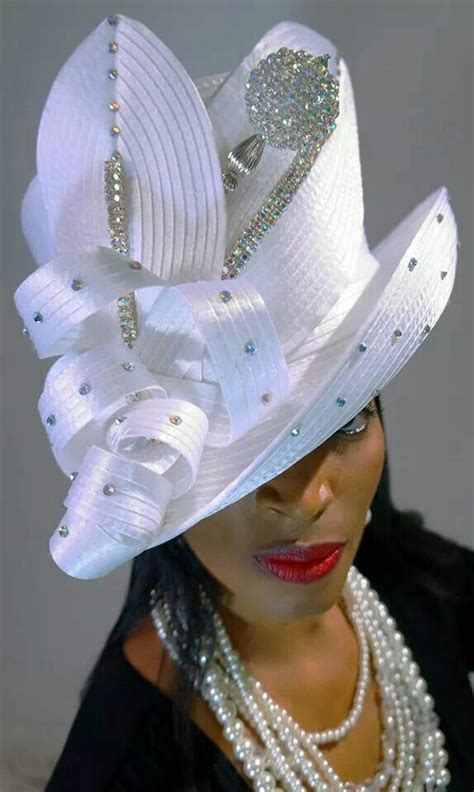 small white church hats 546 best africian americans in hats images on pinterest