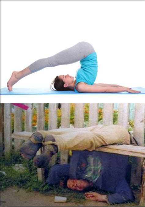 Drunk Yoga Meme - 16 yoga poses that you can easily do when drunk 5 is so