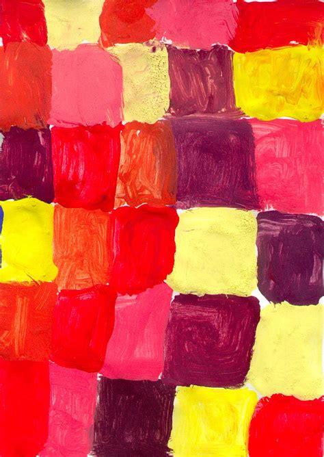 tavola dei colori complementari a come arte