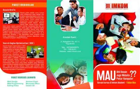 layout majalah terbaik tempat kursus desain grafis yogyakarta kursus desain