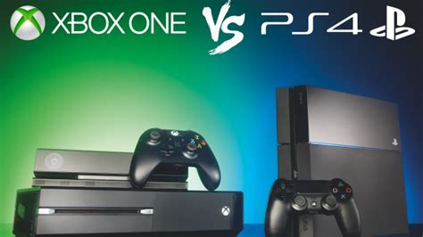 xbox one vs ps4 console xbox one vs ps4 which console is best for 2015