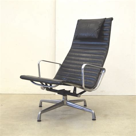 eames lounge chair herman miller ea124 lounge chair by charles eames for herman