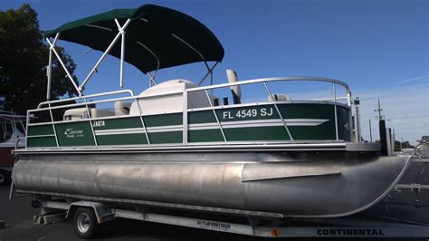 used pontoon boats for sale in north florida used pontoon boats for sale in florida united states 7