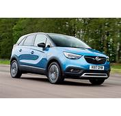 New Vauxhall Crossland X 2017 Review  Auto Express