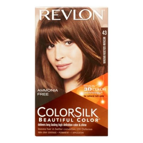 medium golden brown hair color revlon colorsilk hair color medium golden brown jet