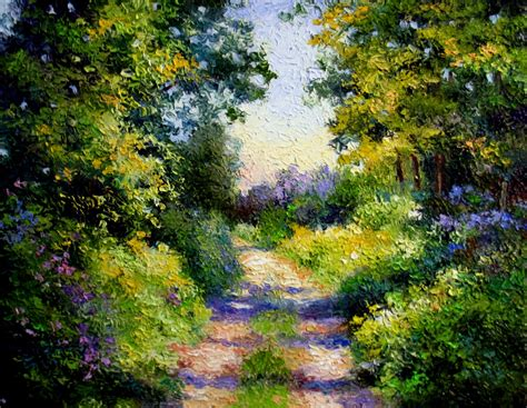 Easy Landscape Pictures To Paint Nel S Everyday Painting 9 26 10 10 3 10