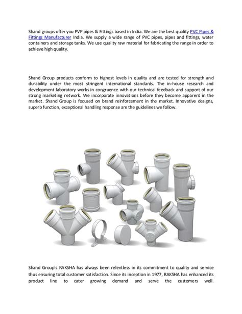 Pvc Plumbing Fittings Catalogue by Pvc Pipes And Fittings Catalogue Images