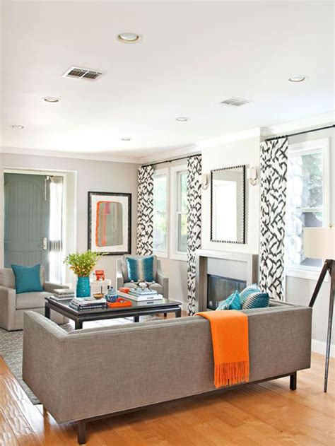 Grey And Turquoise Living Room Living Room Furniture Arrangement Ideas White Curtains Large Coffee Tables And Living Rooms