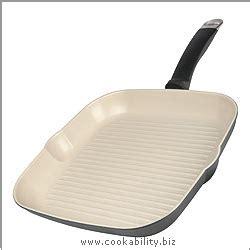 ceramic induction kuhn rikon kuhn rikon ceramic induction grill pan 31305 uk