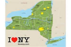 New York State Parks Map by Map Here S Where The Fall Leaves Are Changing In New York