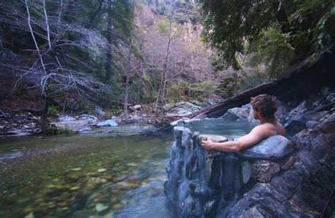 hot sur 10 best places to be outdoors hot tubs in big sur places i d like to go things i d