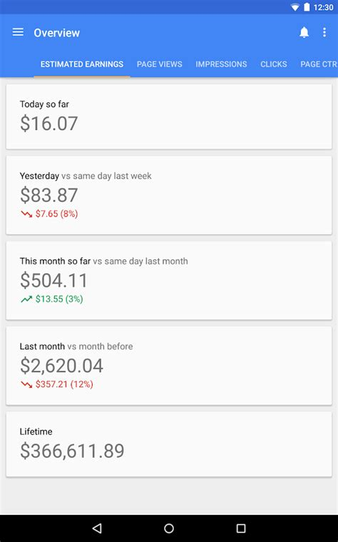 google adsense android app now available google adsense android apps on google play