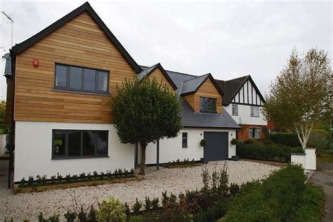 70s House Remodel Before And After by 5 Bedroom Detached House For Sale In Woodside Avenue