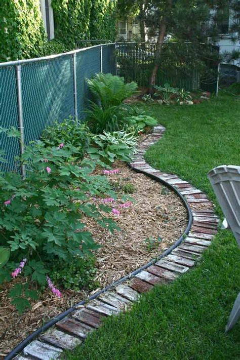 Border Garden Ideas Top 28 Surprisingly Awesome Garden Bed Edging Ideas