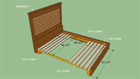 how wide is a full size headboard ana white full size slatted headboard diy projects