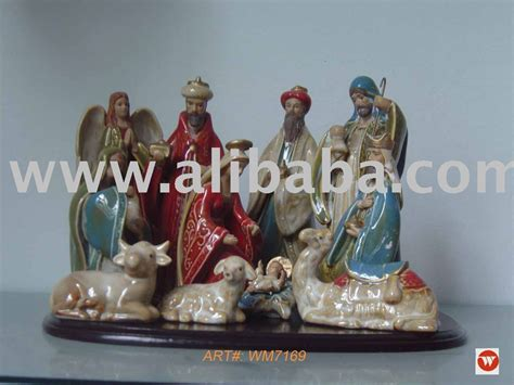 ceramic nativity set buy christmas product on alibaba com