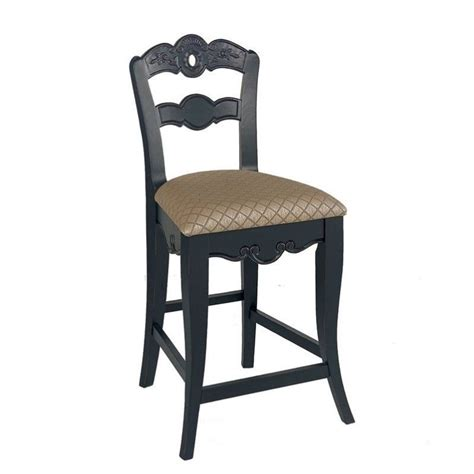 Powell Furniture Bar Stools by Powell Furniture Of Provence Antique Black