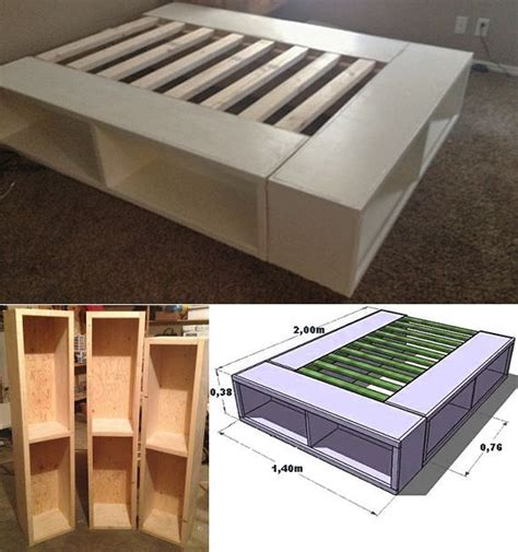 Ikea Regal Bett by Ikea Regal Kallax Ideen Bett Gispatcher