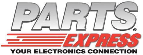 parts express announces   site speaker repair center