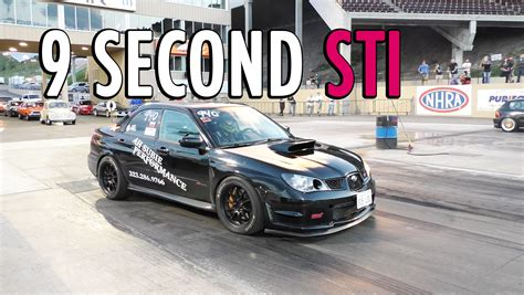 fastest subaru fastest subaru in colorado 9 second subaru sti 700whp