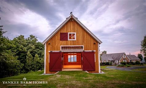 Yankee Barn Homes by The Sutton Barn Lifestyle