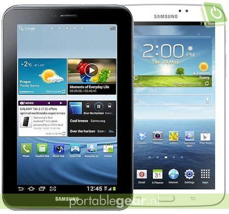 Samsung Tab 2 Vs Tab 3 samsung galaxy tab 3 vs tab 2 vs tab 1 verschil portablegear nl