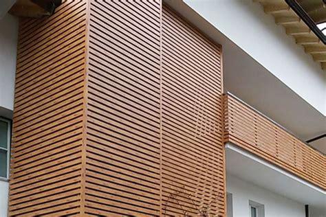 rivestimento facciate in legno facciate ventilate in legno materiali per edilizia