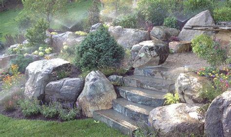 pietre in giardino pietre per giardino materiali per il giardino tipi di