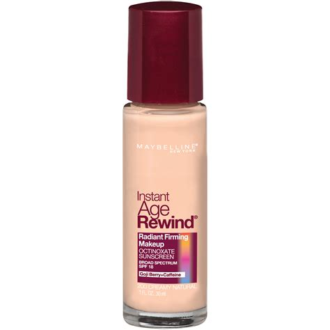 Maybelline Age Rewind maybelline new york instant age rewind radiant firming makeup