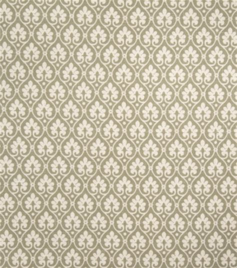 home decor print fabric smc designs eugene green tea