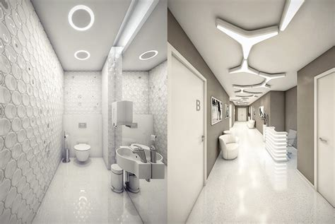 Classy Home Interiors the world s most stylish surgery clinic visualized